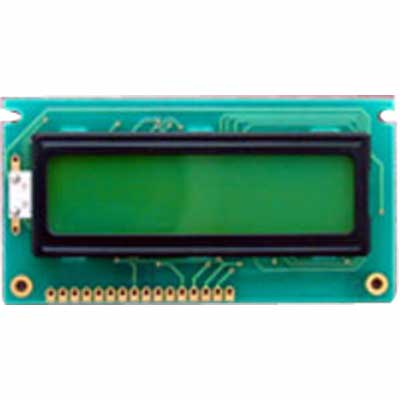 AZ Displays ACM1602B-FL-GBS