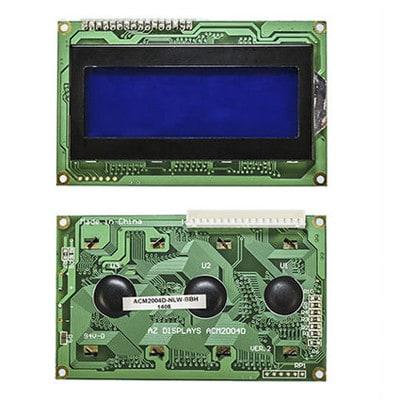 AZ Displays ACM2004D-FL-YBS-D