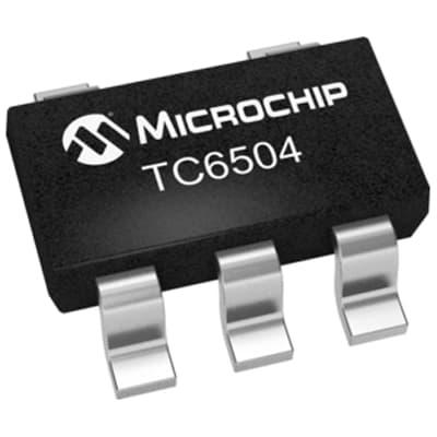 Microchip Technology Inc. TC6504N015VCTTR