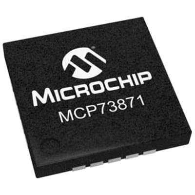 Microchip Technology Inc. MCP73871-2CCI/ML