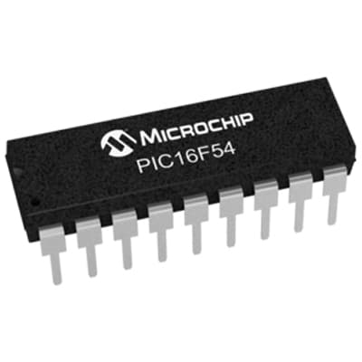 Microchip Technology Inc. PIC16F54-E/P