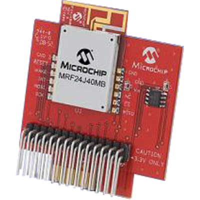 Microchip Technology Inc  - AC164134-2 - MRF24J40MA PICTAIL