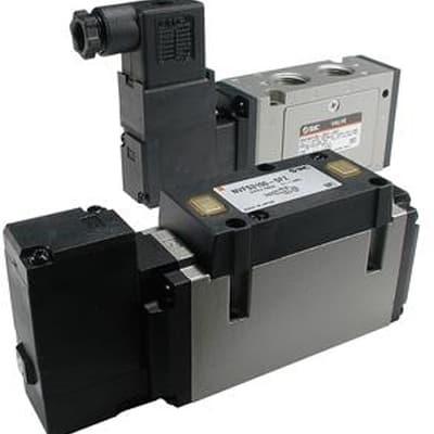 SMC Corporation NVFS3100-5FZ