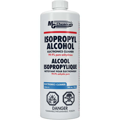 MG Chemicals - 824-1L - Isopropyl Alcohol