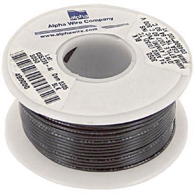 Alpha Wire 3050 BK005