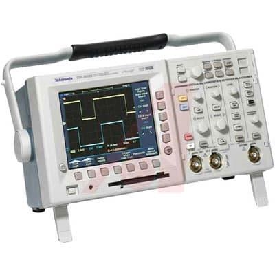Tektronix - TDS3012B/DEMO FOR SALE - DIGITAL PHOSPHOR OSCILLOSCOPE