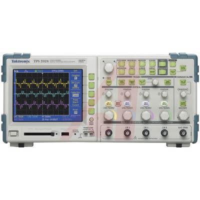 Tektronix - TPS2024/DEMO FOR SALE - Oscilloscope