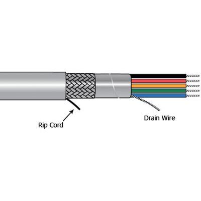 Alpha Wire 5504 SL002