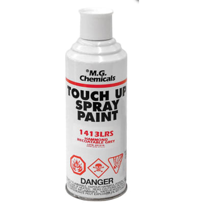 Hammond Manufacturing - 1413BKLGS - Touch-Up Spray Paint