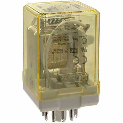 IDEC Corporation - RR3PA-UAC24V - Power Relay; General ... on