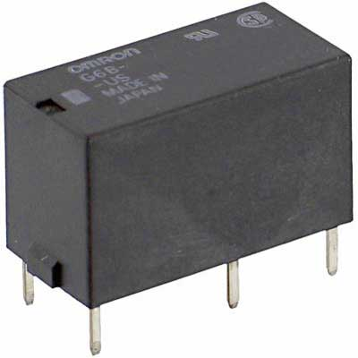 Omron Electronic Components G6b 2114p Us Dc5 Relay 5