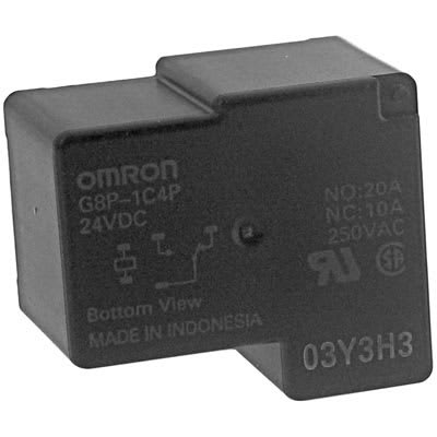 Omron Electronic Components G8P1C4PDC24BYOMI