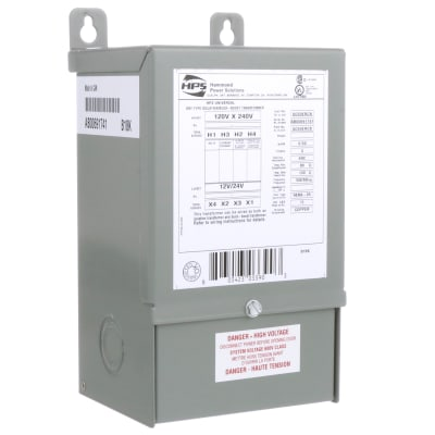 Hammond Power Solutions - QC50ERCB - Transformer; Buck-Boost; Config on