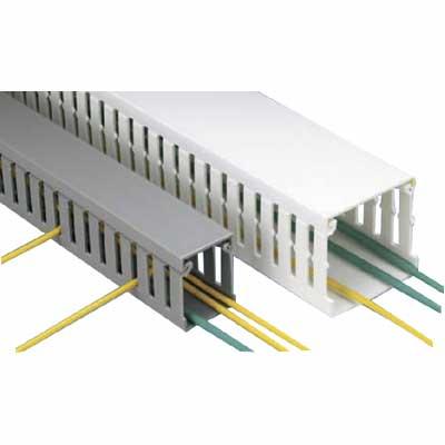 Astounding Panduit F2X4Lg6 Wiring Duct Slotted Pvc 2X4X6 Lgray Wiring 101 Hisonstrewellnesstrialsorg