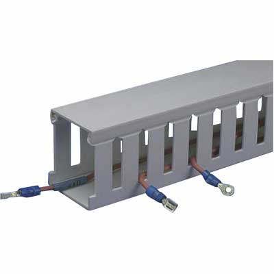 Miraculous Panduit G1X2Lg6 Wiring Duct Slotted Pvc 1X2X6 Lightgray Wiring 101 Hisonstrewellnesstrialsorg