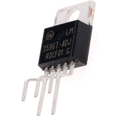 ON Semiconductor LM2596TVADJG