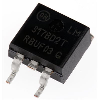 ON Semiconductor LM317BD2TG