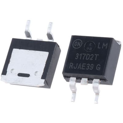 ON Semiconductor LM317D2TR4G