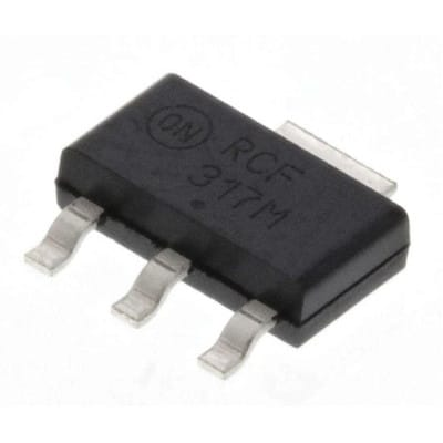 ON Semiconductor LM317MSTT3G