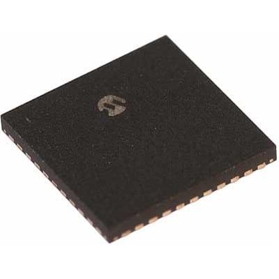 Microchip Technology Inc  - PIC18F4580-I/ML - PIC18F4580-I