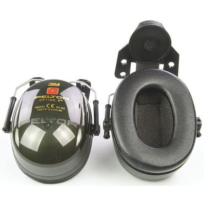 9722d7048 3M - H520P3G - Optime II helmet attachment ear defender; 30 dB ...