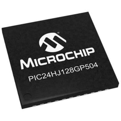 Microchip Technology Inc. PIC24HJ128GP504-I/ML