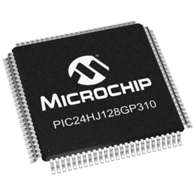Microchip Technology Inc. PIC24HJ128GP310-I/PF