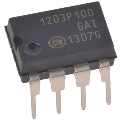 ON Semiconductor NCP1203P100G