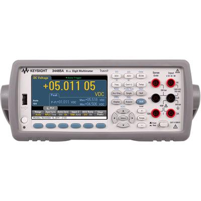 Keysight Technologies - 34465A - Multimeter Digital Truevolt