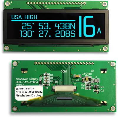 Newhaven Display International NHD-3.12-25664UCB2
