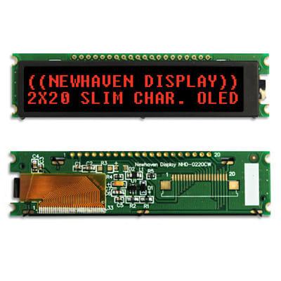 Newhaven Display International NHD-0220CW-AR3