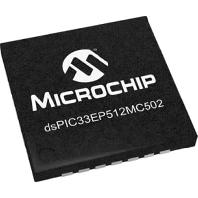 Microchip Technology Inc. DSPIC33EP512MC502-H/MM