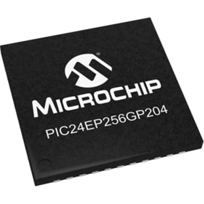 Microchip Technology Inc. PIC24EP256GP204T-I/ML