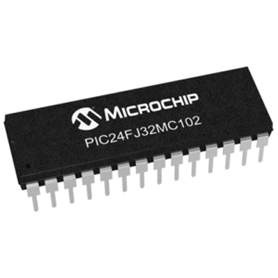 Microchip Technology Inc. PIC24FJ32MC102-I/SP