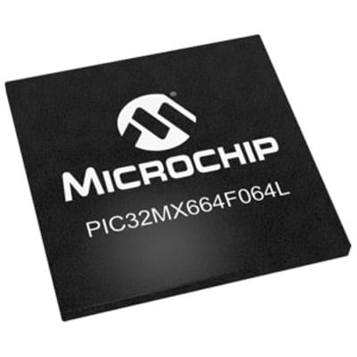 Microchip Technology Inc. PIC32MX664F064LT-V/BG