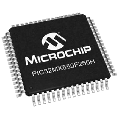 Microchip Technology Inc. PIC32MX550F256HT-V/PT