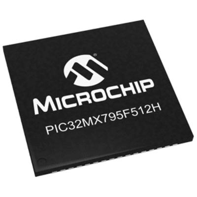 Microchip Technology Inc. PIC32MX795F512HT-80I/MR