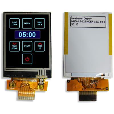 Newhaven Display International NHD-2.4-240320CF-CTXI#-FT