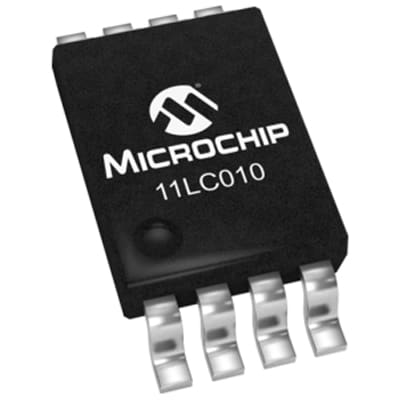 Microchip Technology Inc. 11LC010T-I/MS