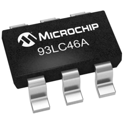 Microchip Technology Inc. 93LC46AT-E/OT
