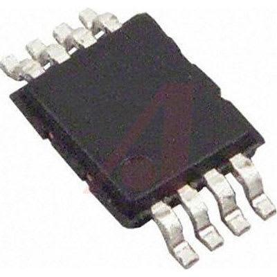 Microchip Technology Inc. 93C66A-E/MS