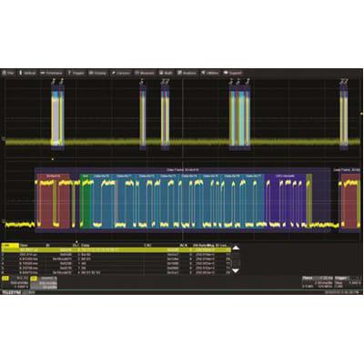 Teledyne LeCroy HDO4K-DIGRF3GBUS D