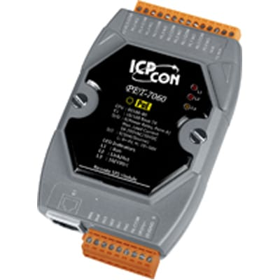 ICP - PET-7060 - 6 Points of Power Relay Output and 6 Points