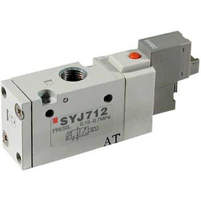 SMC Corporation SYJ712-5LOZ-01-F
