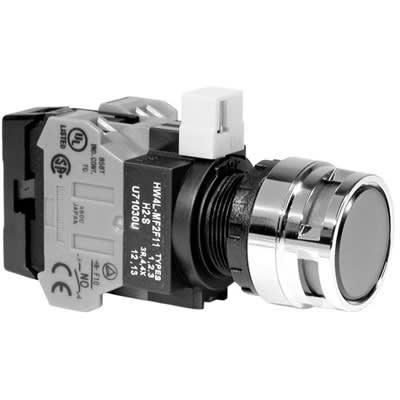 IDEC Corporation HW4L-MF2F10QD-R-24V
