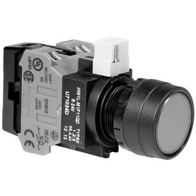 IDEC Corporation HW1L-A1F10QD-A-24V