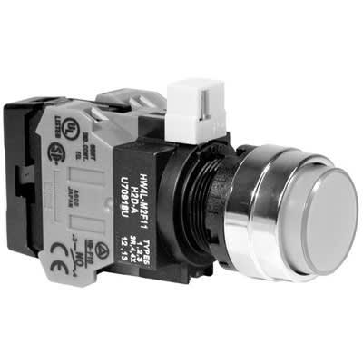 IDEC Corporation HW4L-A2F11QD-Y-120V