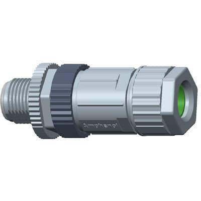 Amphenol LTW Technology M12A-12BMMA-SL7001
