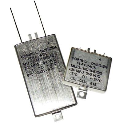 Cornell-Dubilier MLS332M060EB0D