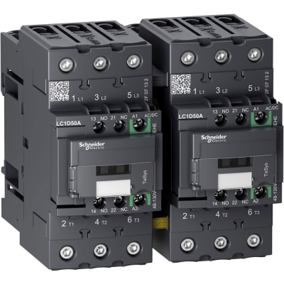 Schneider Electric - LC2D50AEHE - Contactor